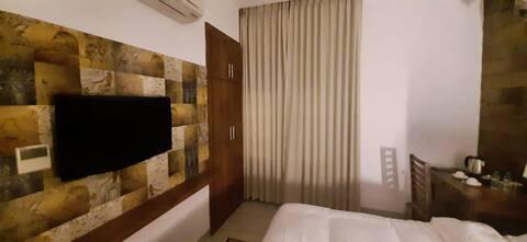 Suit Room at Yashmay Villa Club & Resort