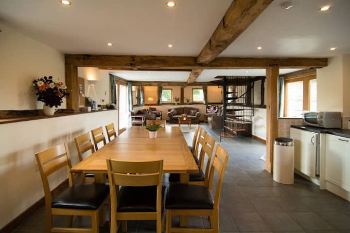 The Hop Kiln Holiday Cottage