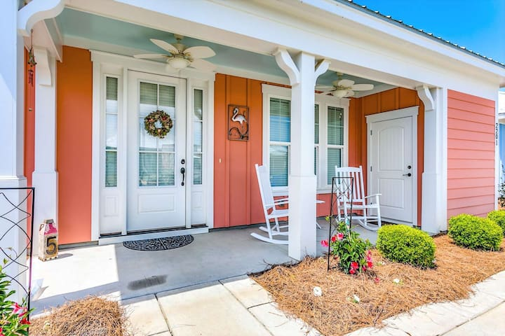 Free Tickets to Local Attractions! New to Rental!  Adorable Bungalow in Barefoot Resort