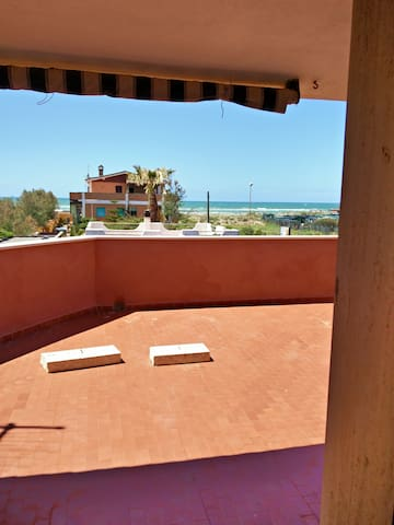 Panoramico a Focene a 50mt dal mare - Focene - Appartement