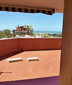 Panoramico a Focene a 50mt dal mare - Focene - Квартира