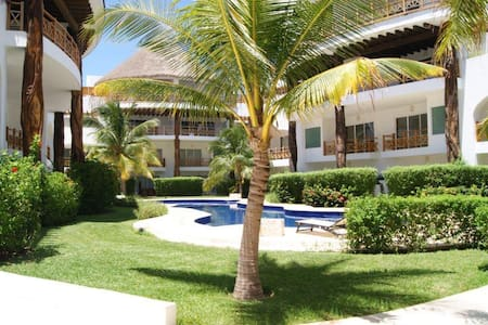 Great 3 Bedrooms with Large Rooms  - Playa del Carmen - Apartment