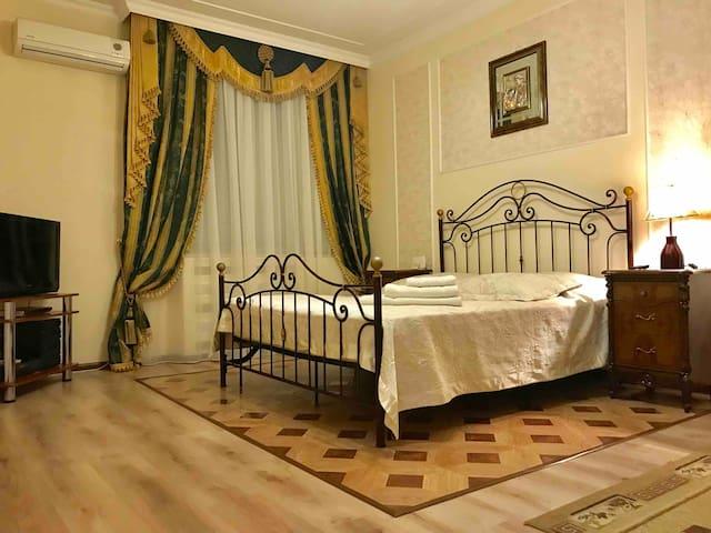 Супер-Апартаменты в центре Харькова