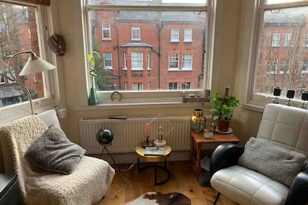 Charming & bright studio in Hampstead