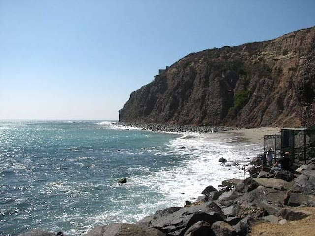 Walk to harbor,beach! 5 Bdrms! Sunny and Private! - Dana Point - House