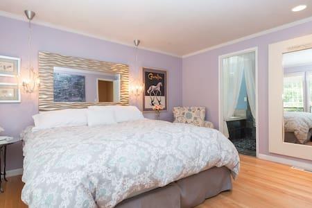 Luxurious Master Suite Sanctuary - SUPERHOST home - Sammamish