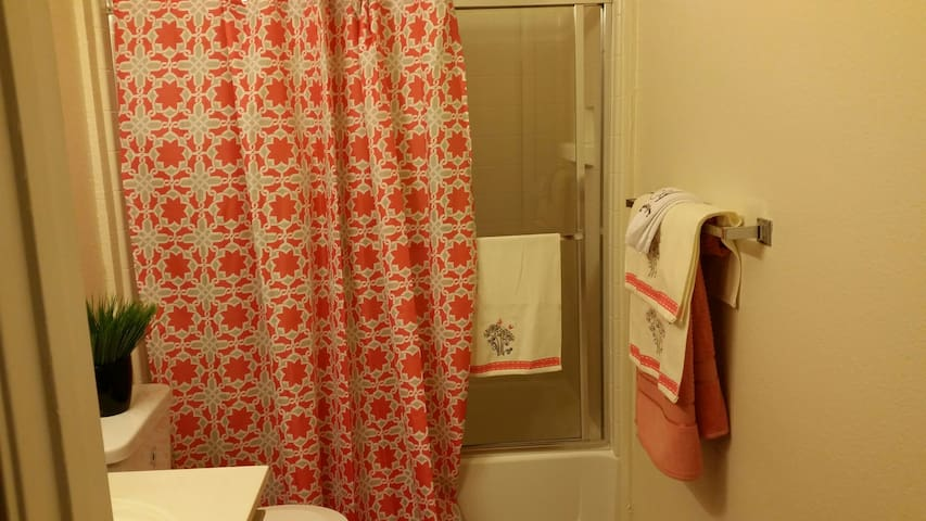 1 bdr with private bath and parking - Walnut Creek - Apartment