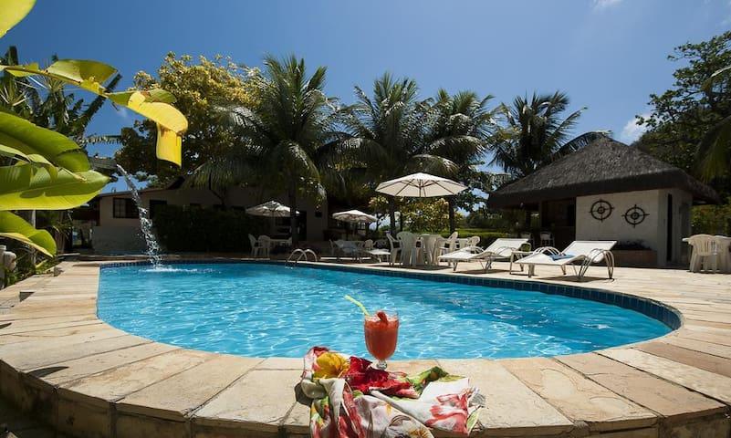 Dolphin Hotel - Varanda Master - Fernando de Noronha
