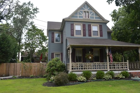 Updated NJ Victorian Family Home - Moorestown - Hus