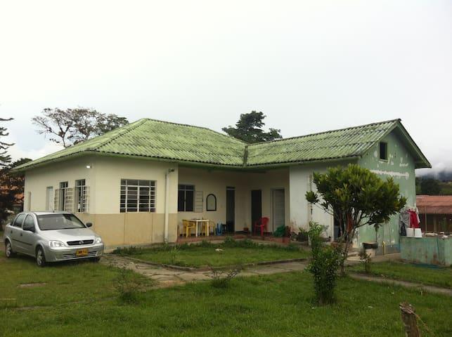 Lovly villa - El Queremal - Villa
