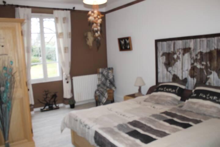 """Le Fer en Cèze, """"Nature"""" - Sabran - Guesthouse"""