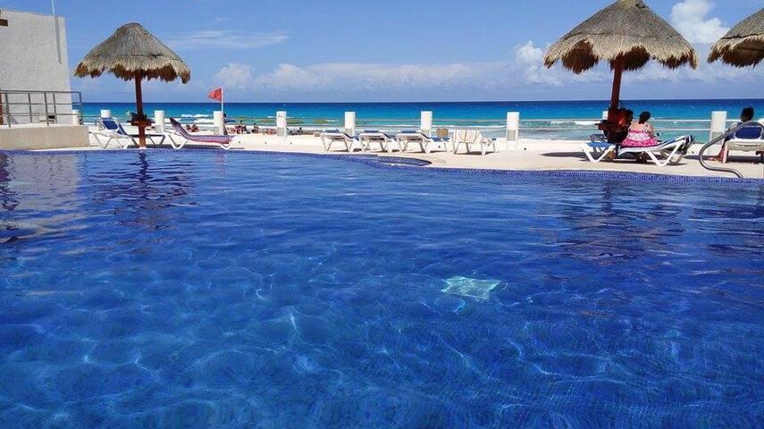 $1 MILLION DLLS OCEANVIEW VILLA 6PX - Cancún - Lägenhet