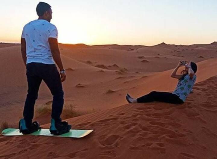 Berber house & Camel trek