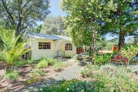 Beautiful Comfy 2BR Home in Sonoma - Glen Ellen - 独立屋