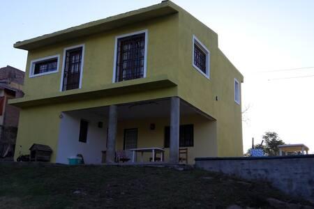 La Rustica Casa de Campo ! Parque Siquiman.