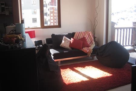 Fully equipped apt in Valle Nevado - Valle Nevado