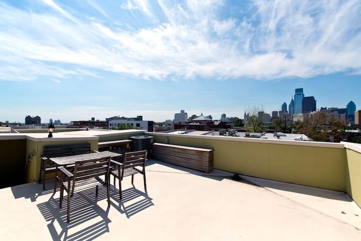 Modern Fairmount/Museum Apt for You - Philadelphia - Condominium