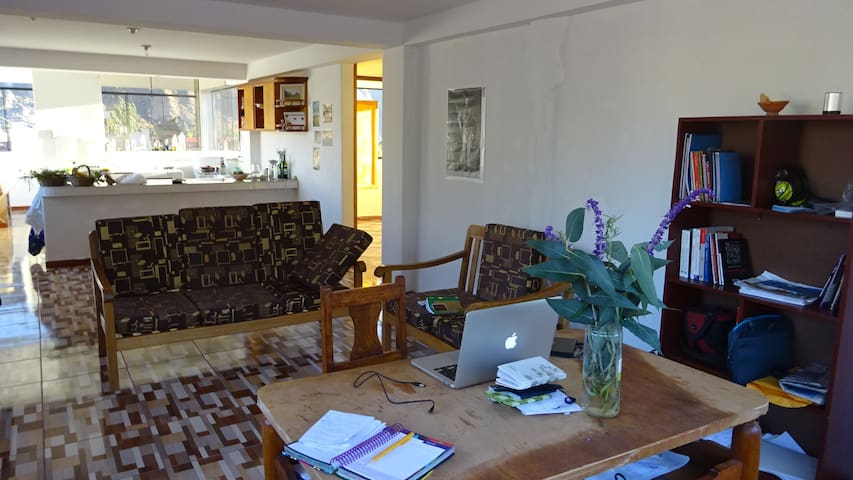 Comfortable and cozy room - Urubamba - Apartmen