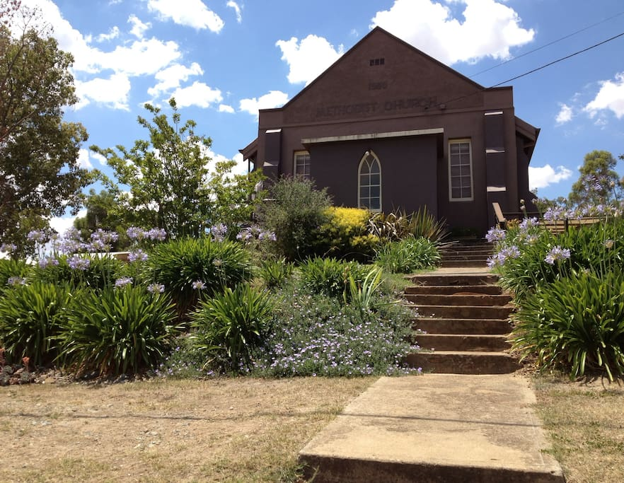 Church House B&B Gundagai