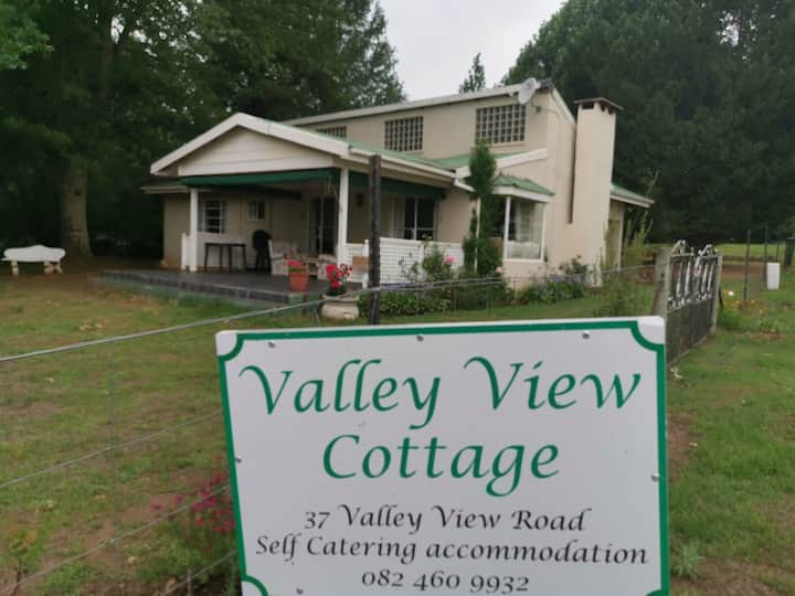 Valley View Cottage