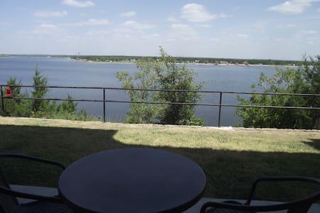Furnished Condo on the Lake - Granbury - Ortak mülk