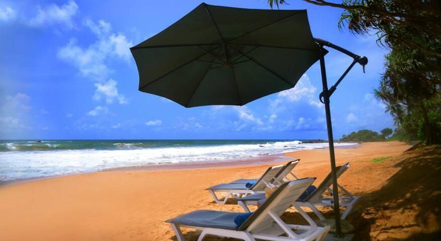 Villa Amore Mio Beach - Maha Induruwa - Villa