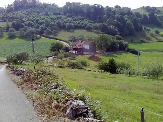 Asturias preciosa casa rural, bien comunicada .