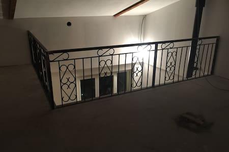 Loft style indus proches vienne - Auberives-sur-Varèze - Hus