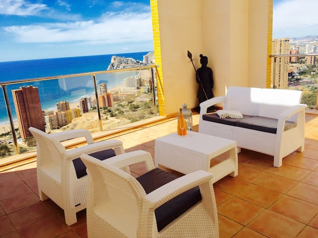 New modern duplex penthouse 2016 - Benidorm - Appartement