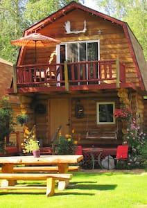The Sourdough Cabin at Riverbend - North Pole - 小木屋