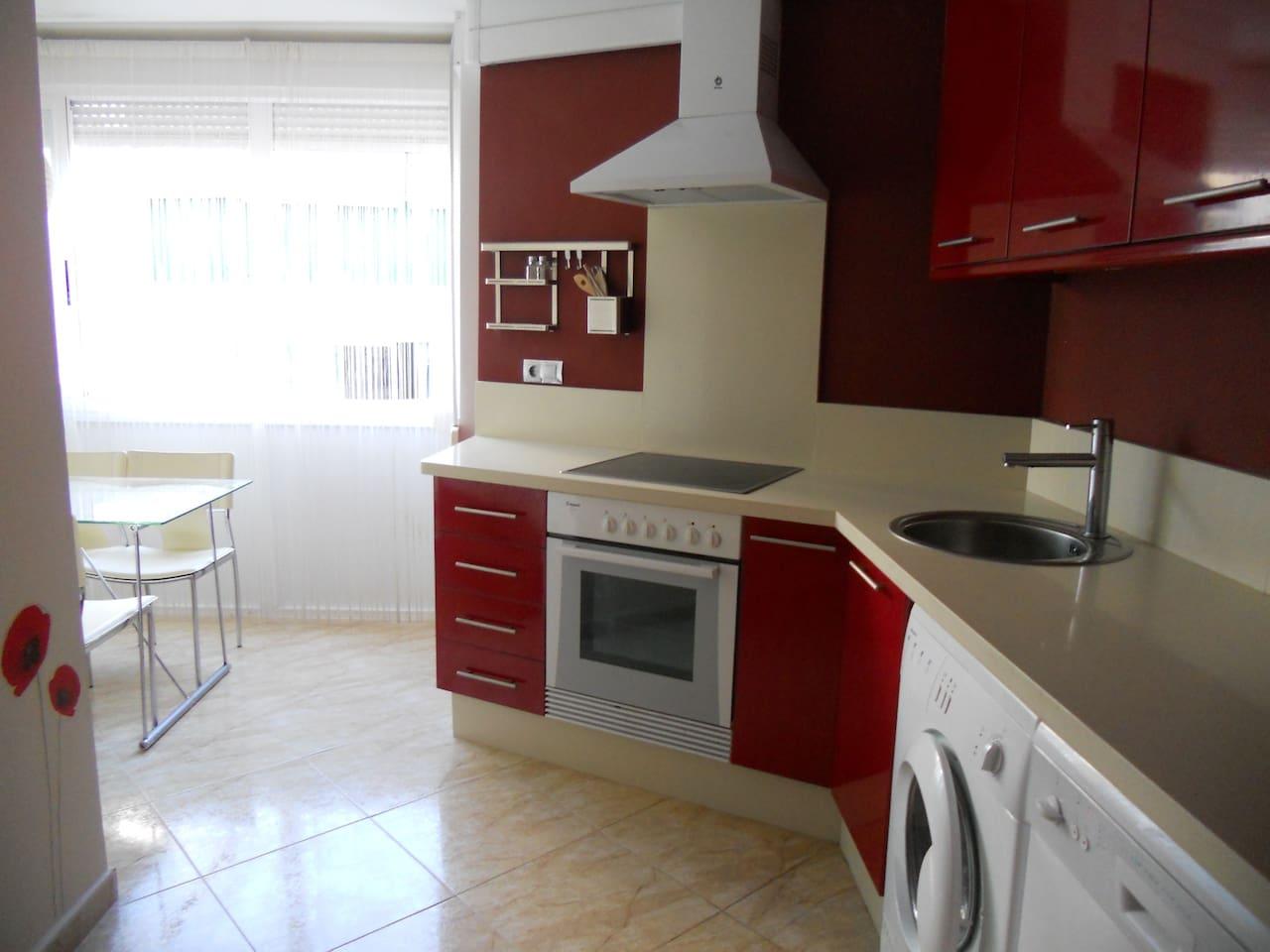 Moderna Cocina / Modern Kitchen/ Cuisine  très moderne