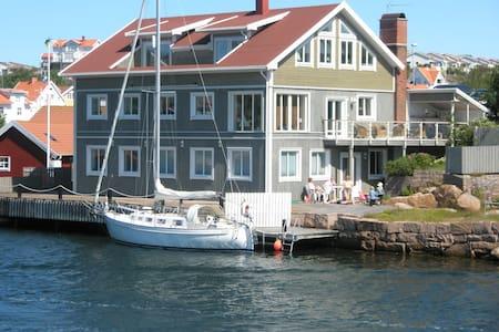 Seaside Bohuslän, private pier - Kungshamn