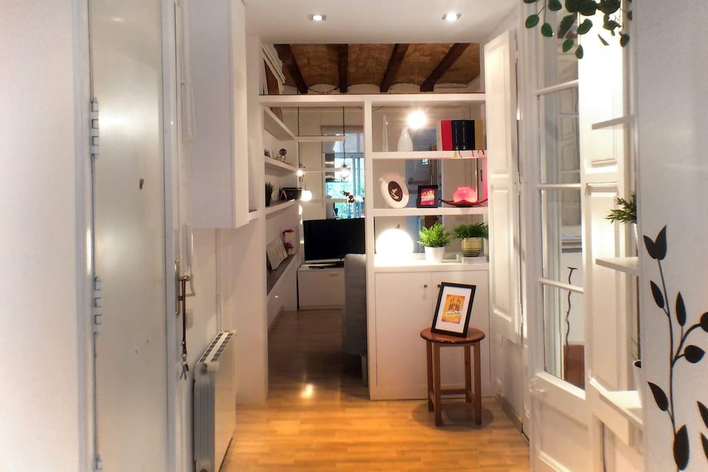 Casa Tortilla Gracia - Entrada - Entrata - Entrance
