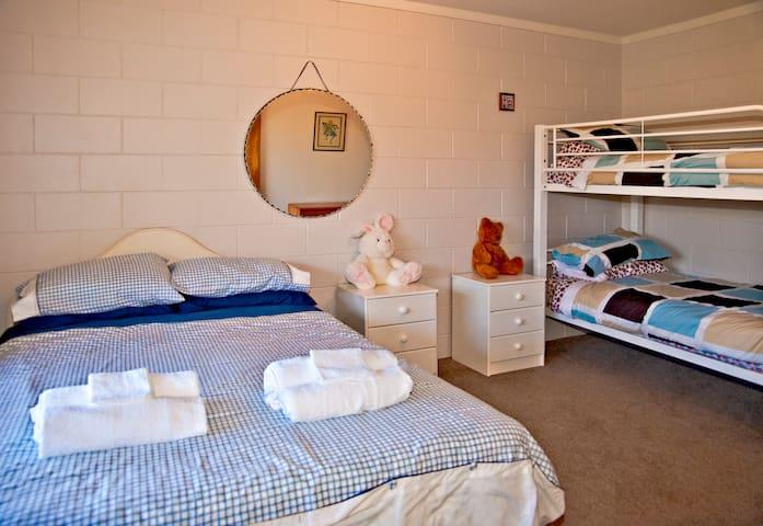 Bedroom 3 -  Ngunguru Holiday Home