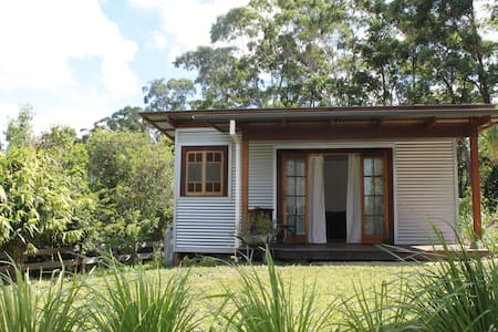 Cute cabin in Byron hinterland - Federal - กระท่อม