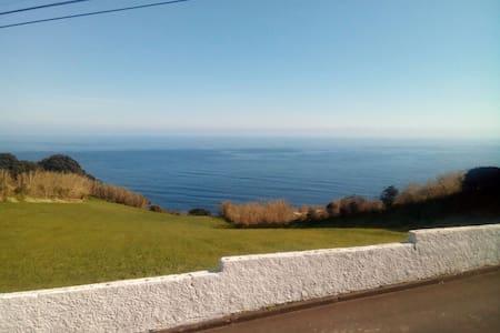 Ocean view, close to Sete Cidades - Haus