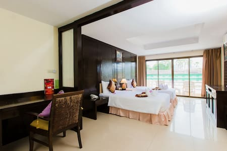 ☼ E deluxe double White Sand Resort - Patong