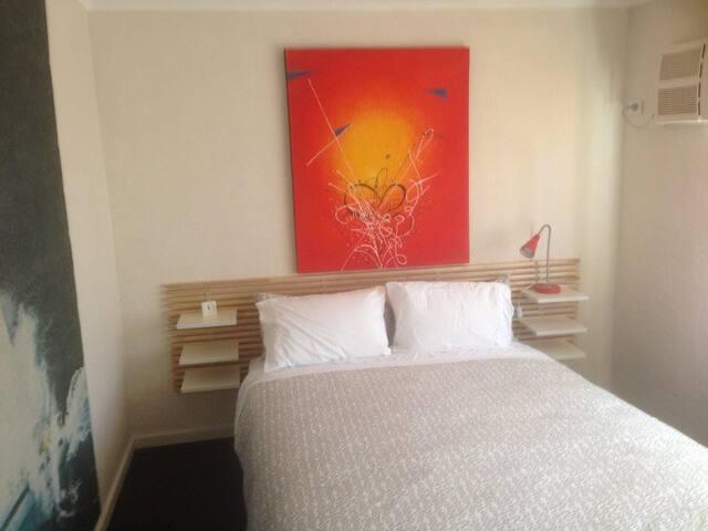 Bedroom 2 includes a smart TV