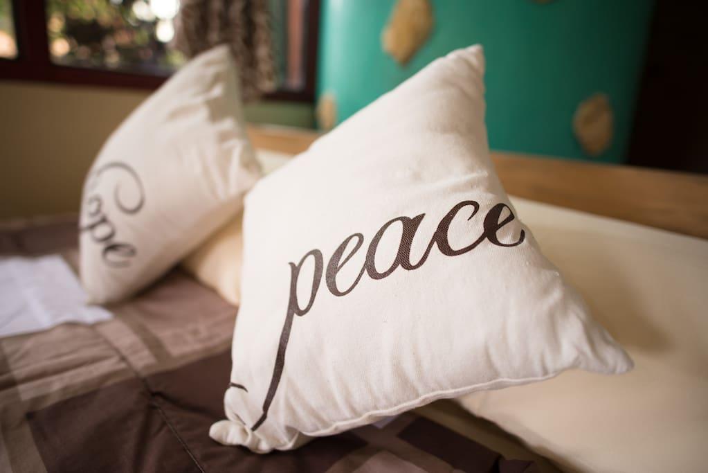 Beding decors