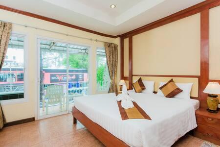 ☼ I studio for 2 white sand resort - Patong