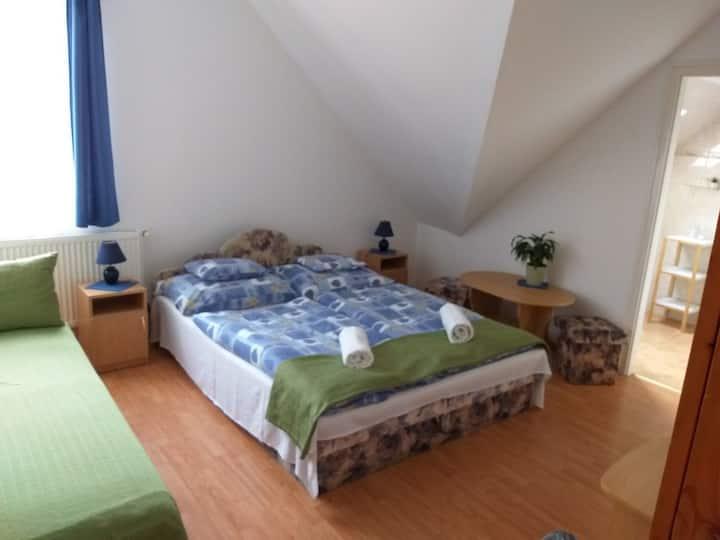 Hubertus ház, 2 ágyas szoba, Parádóhuta - Mátra