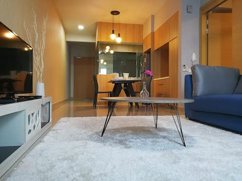 Well Homestay 2Room(5min Drive to TBS Station)