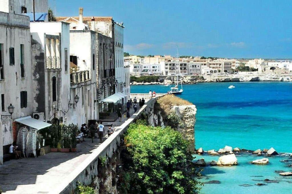 Otranto i bastioni.