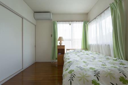 Cozy 2F bed room in Ikoma - Ikoma