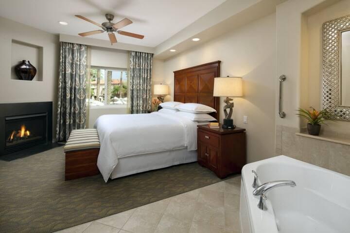 Phx Open - 1 Br Suite-Sheraton - Scottsdale - Villa