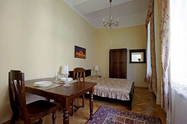 Bedroom No 1. for thwo guests