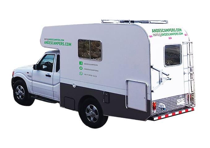 Discover Camper 4x4