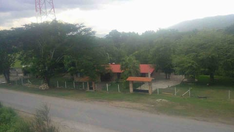 Casa de Campo en Huasteca Potosina