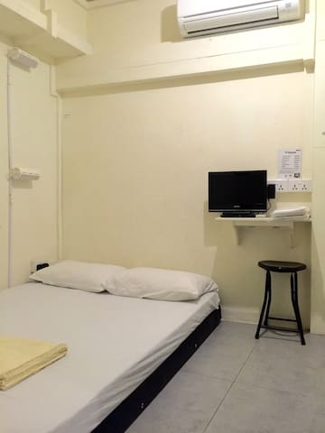 2-person Private Double Room - Singapour - Bed & Breakfast