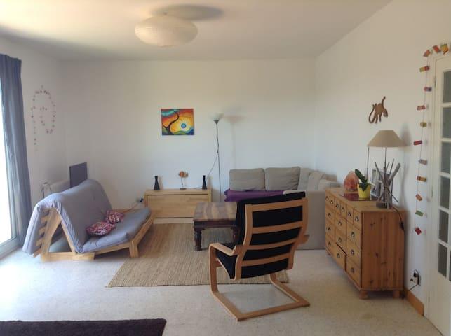 Grand logement proche Montpellier - Le Crès - Apartment